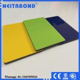 Materiale composito di alluminio della fabbrica 3.0mm*0.10mm dello Shandong (ACM) usato per il comitato del contrassegno
