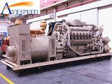 200kw au groupe électrogène 350kw diesel
