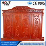 3 CNC van de Houtbewerking van de As van de as Enige Snijdende Machine van Acut