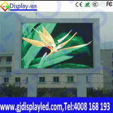 Étalage de location extérieur de la solution P4.81 HD de DEL