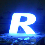 Billboard Sign를 위한 가득 차있는 Lit Acrylic LED Channel Letter