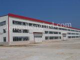 Taller de acero de la estructura de acero de los edificios del metal