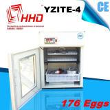 L'incubateur industriel d'oeufs de Hhd 176 pour le poulet Eggs (YZITE-4)