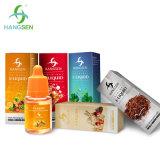 Líquido de /E del jugo de Tpd E de la serie de la diversidad de Hangsen más de 300 sabores