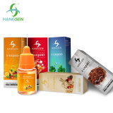Líquido de /E do suco de Tpd E da série da diversidade de Hangsen mais de 300 sabores