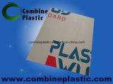 Scheda della gomma piuma del PVC/stampa UV dello strato come materiale pubblicitario