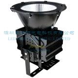 IP65 150W lumière d'inondation élevée extérieure de compartiment de la haute énergie DEL