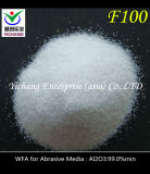 Óxido de aluminio blanco para granallar