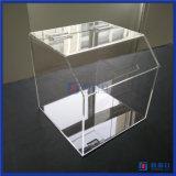 Boîte acrylique à sucrerie de sucrerie en bloc de qualité