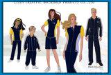 De Eenvormige Ontwerpen van de Lage school van de Slijtage van de Sport van de Kostuums van het Spoor van de school