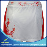Kundenspezifischen Sublimation Girls Lacrosse Sports Clothing für Sports Kilt