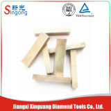 Сегменты для лезвий для резки гранита (алмазные инструменты)