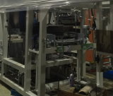 Thermoforming en plastique formant la machine pour pp, BOPS, PE, animal familier, HANCHES, feuille de PC