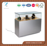 Vision de um quarto Jewelry Display Counter com Drawer