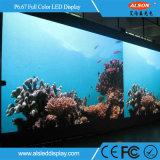 El panel de visualización fijo al aire libre de LED P6.67 del alto brillo