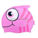 カスタム防水昇進の水泳帽のシリコーン