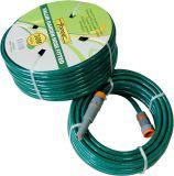 30m (100 ') 폴리에스테 스레드를 가진 UV 저항하는 강화된 PVC 정원 호스