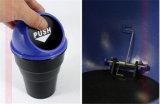 Rectángulo de múltiples funciones de la basura del bote de basura del compartimiento de basura del coche/de la parte posterior de asiento de coche/cubo de basura del envase del vehículo