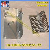 Le boîtier de l'alimentation électrique du conducteur LED avec de l'acier au carbone (HS-SM-0036)