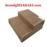Resistente a las Grietas WPC impermeable Decking compuesto para uso exterior Piso (BC140S23C, 140 * 23 mm)