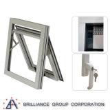 Guarnizione isolata della gomma lustrata doppio caldo lustrata doppio della finestra di alluminio di vendita della finestra della lega di alluminio
