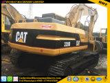 Máquina escavadora usada 320b da lagarta, máquina escavadora da lagarta 320b, máquina escavadora usada do gato 320b para a venda