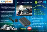 Alta unità astuta dell'inseguitore di GPS dell'allarme dell'automobile dell'antenna esterna di sensibilità