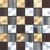 Foshan-Mosaik-Spiegel-Badezimmer-Kristallglas-Mischungs-Steinmosaik (MZ3010)