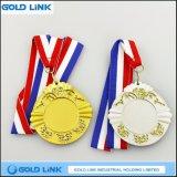 Souvenir fait sur commande de médaillon de récompense de pièce de monnaie de médaille premier de vente en métal d'événements sportifs