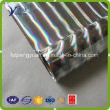 Película metalizada vácuo de Metcpp para o empacotamento de alimento