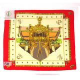 Madame estampée par foulard en soie Square Scarf de mode de 50*50cm l'Europe