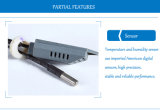 Incubateur et Hatcher d'oeufs d'alliage d'Aliumium avec le détecteur de température Kowéit
