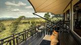Подгоняно над шатром Safaritent самое лучшее шатра 4 человек ся лучшее
