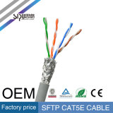 Sipu Cobre SFTP Cat5e Cable de red Cable LAN con Ce