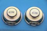 mini haut-parleur de la superpuissance de woofer de 36mm 4-8ohm 2-3W