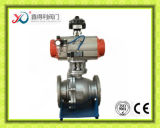 중국 공장 API는 강철 Casted 뜨 공 벨브 플랜지를 붙였다