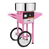 Elektrischer Zuckerwatte-Maschinen-Rosa-Glasschlacke-Karneval