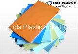 Feuille en plastique rigide industrielle de PVC