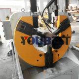 La automatización de gran diámetro de tubo de acero al carbono máquina de soldadura