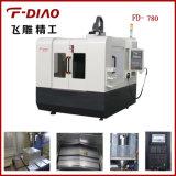Máquina de trituração do CNC de 4 linhas centrais com cambiador da ferramenta (FD-780)