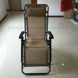 Cadeira de praia Foldable da gravidade zero para o mercado americano