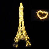 LED 에펠 탑 정원 빛 축제 쇼핑 센터 훈장