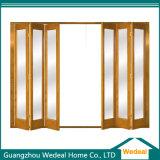 Porte de panneau Panel/6 en bois de Bifolding 4 d'accordéon