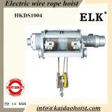 Grua de corda elétrica do fio dos alces com único trilho Trolley-1speed- (1T~20T)