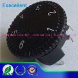 Potenziometro di precisione per controllo di velocità elettrico dello strumento