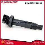 Bobina di accesione del motore di automobile 90919-02240 per Toyota Yaris, Prius, eco; SCION XA, xB