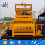 Mezcladora de hormigón completamente automática Js500 Ready Mix
