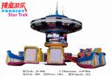 Máquina de jogo original do passeio do miúdo de Star Trek do projeto para a venda
