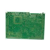 Persianas de 14 capas enterradas vía la tarjeta de circuitos del PWB para el consejo principal del control industrial