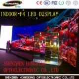 3 Jahre Garantie P4 SMD farbenreiche LED-Innenbildschirm-